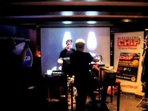 Yerzmyey & Pinokio - ZX Spectrum Music Show (Riverwash 2011)