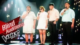 Four Unity - What a Wonderful World - Blind Auditions - The Voice Thailand 2019 - 30 Sep 2019