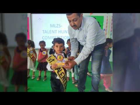 Winner Of Talent Hunt Competition