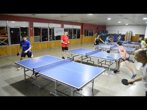 6to. torneo de Tenis de Mesa en Club Junín