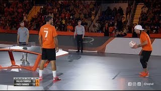 Download Video 2nd Teqball World Cup - Stars Game (Robert Pirès/Séan Garnier vs William Gallas/Simão Sabrosa) MP3 3GP MP4
