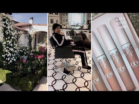 Khloe Kardashian | Snapchat Videos | April 22nd 2017