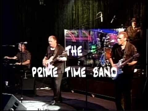THE PRIME TIME BAND PLAYS NEVADA  PART 1