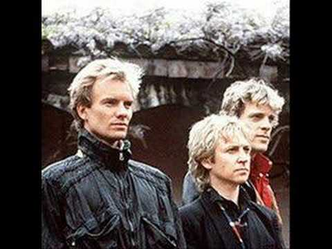 The Police - Secret Journey demo version 1 (rare audio)
