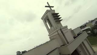FPV FREESTYLE - Igreja Vila São José - Santa Catarina - DRONE RACER