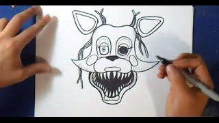 como desenhar o five nights at freddy s 3 videos