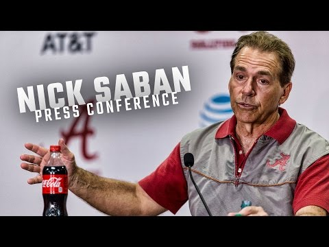 Hear what Nick Saban had to say following Alabama's second spring scrimmage