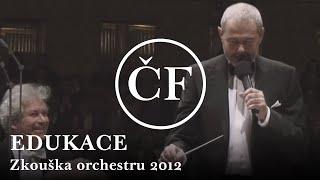 Česká filharmonie / Marek Eben: Mohlo to znít také úplně jinak?