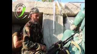 preview picture of video 'شاهد هذا المقطع لجبناء مرتزقة شيعةمن حزب اللات وعراقيين  في جنوب دمشق'
