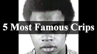 5 Most Famous Crips In History