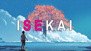 ISEKAI 「異世界」 ⛩️ Japanese Lofi HipHop Mix ⛩️ beats for relaxing/sleeping