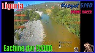 Fpv mamba drone racing forest footage   Nuovo visore Eachine dvr EV300
