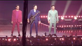Jonas Brothers En Monterrey, Mexico   Happiness Begins Tour 2019