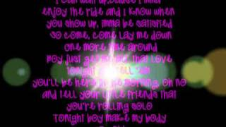 Kelly Rowland (feat Big Sean) Lay it on me Lyrics