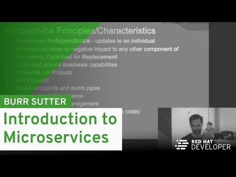 Intro to Microservices