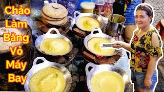 Chị gái bán bánh bò Chảo vỉa hè tiết lộ thu nhập khủng ra sao | Saigon Travel