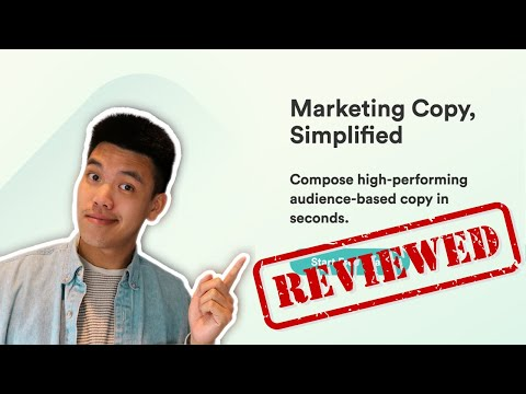 Is Copy.ai Really A Good Copywriting Tool? A Software Review + Facebook Ads Test
