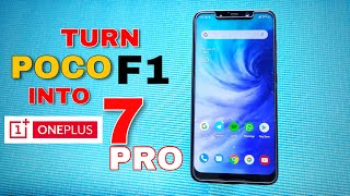 COSP (Clean Open Source Project) ROM For Poco F1| THE