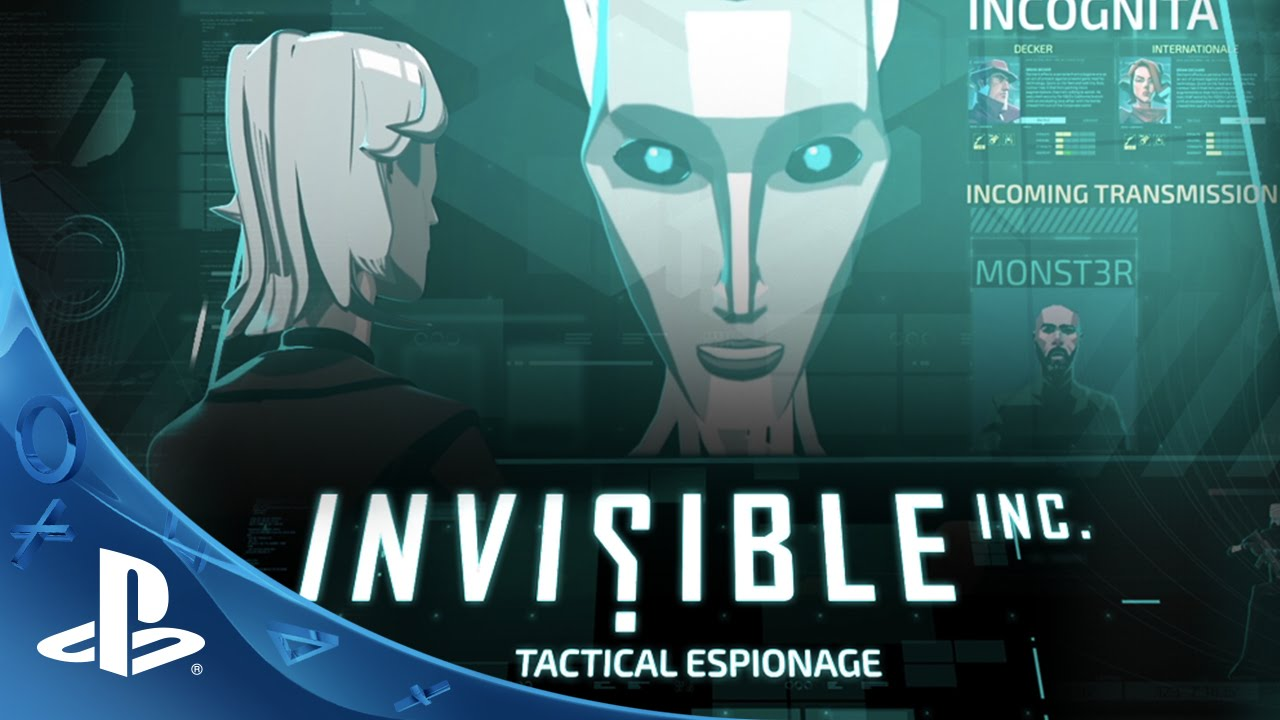 Invisible, Inc. Coming to PS4