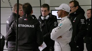 Behind the scenes of the F1 development race - Video Youtube