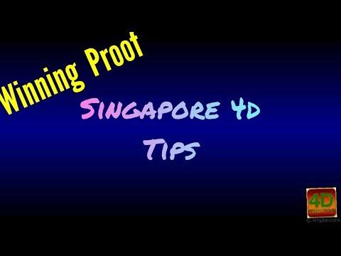 Winning Proof!!!  15/09/2019 Free Singapore Pools 4d predictions winning results