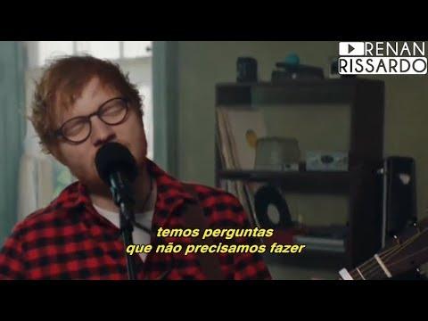 Ed Sheeran - How Would You Feel (Paean) (Tradução) (видео)