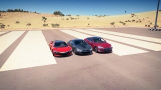 Forza Horizon 3 Bmw I8 Vs Audi R8 Free Online Videos Best Movies