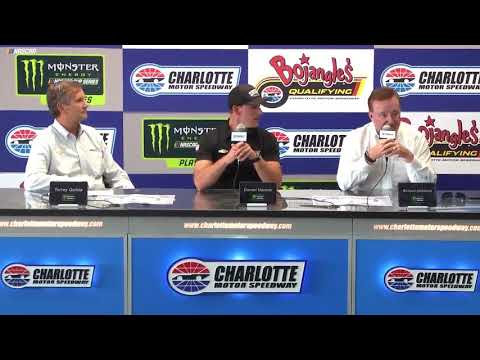 Hemric gets emotional: 'I'm incredibly honored and humbled'