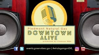 Piedmont Natural Gas DOWNTOWN ALIVE promo for Fete Magazine: March 2017