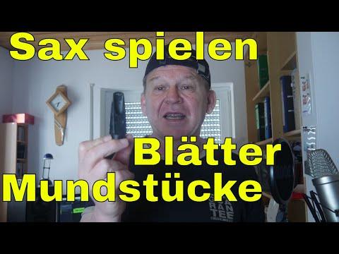 Saxophon🎷Mundstücke und die Wahrheit über Rohrblätter-Mein Equipment Sax Coach 🎷Stefan Lamml