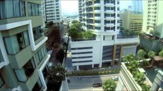 FLYING DRONE IN BANGKOK