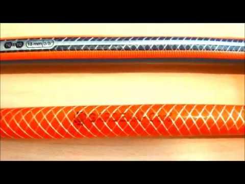SMARTFLEX SMT Gartenschlauch vs Gardena Gartenschlauch Cord und Comfort Flex