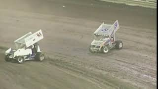 Knoxville Raceway May 29, 2009 - Masters Classic & USAC Midgets