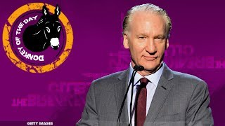 Bill Maher Drops N-Word On His Live Show