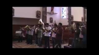 preview picture of video 'Peregrinación de Contepec al Tepeyac 2011'