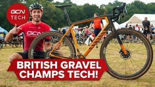 National Gravel Championships Bike Tech Check!