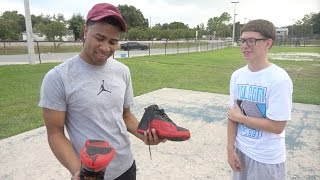 1 VS 1 Against Sub GONE WRONG!! RARE PAIR OF SHOES ON THE LINE!!