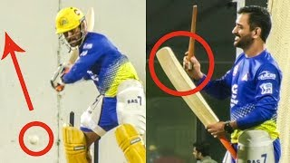 MS Dhoni Gearing up for CSK Return | IPL 2018