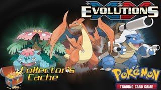 Pokemon XY12 Evolutions Booster Box Preorder at Collector's Cache!