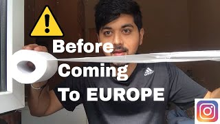 Things  You Should Know Before Coming To Poland | EUROPE | VLOG - 08 | INDIAN STUDENTS IN POLAND