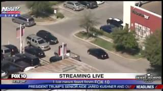 WATCH: High-Speed Chase - Houston Police Pursue Armed Robbery Suspects (FNN)