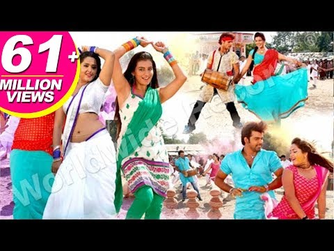 Download Aawa Na Choli Mein Rang Dalwala|KajalRaghwani, AksharaSingh,SmritySinha,PawanSingh,Khesari LalYadav HD Mp4 3GP Video and MP3