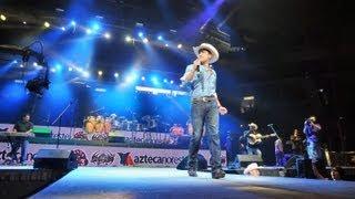 BOBBY PULIDO - FESTIVAL AZTECA 2013 - ARENA MONTERREY