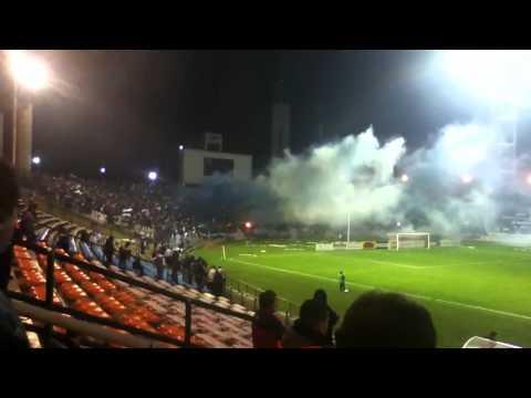 """""""La Brava en un Argentino B"""" Barra: La Brava • Club: Alvarado"""