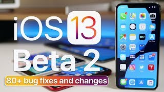 iOS 13 Beta 2 - What's New?
