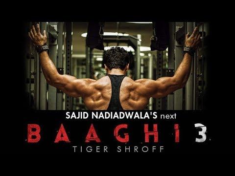 Bollywood Cults : Baaghi 3    Tiger Shroff   Disha Patani   Sajid Nadiadwala   Ahmed Khan
