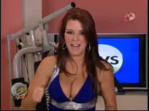 Final, Video hot seksi alicia machado congratulate
