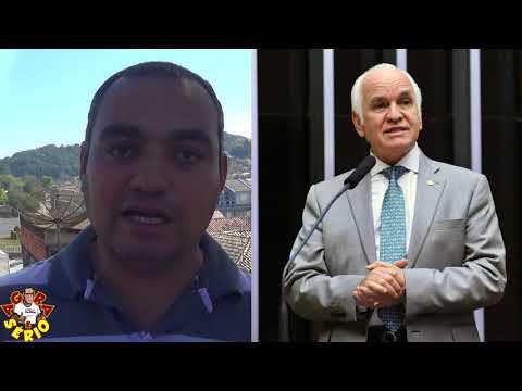 Olha que Benção o Jairo do Barnabés através do Deputado Federal Gilberto Nascimento consegue uma emenda para a Pavimentação da Rua Quirino Pires no Distrito do Barnabés