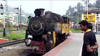 Train engine, Coonoor