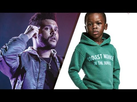 The Weeknd BLASTS H&M Over Racist 'Monkey' Ad Featuring Black Child, ENDS Partnership